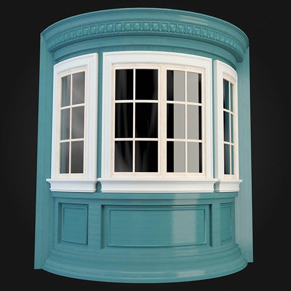 Balcony 018 - 3DOcean Item for Sale
