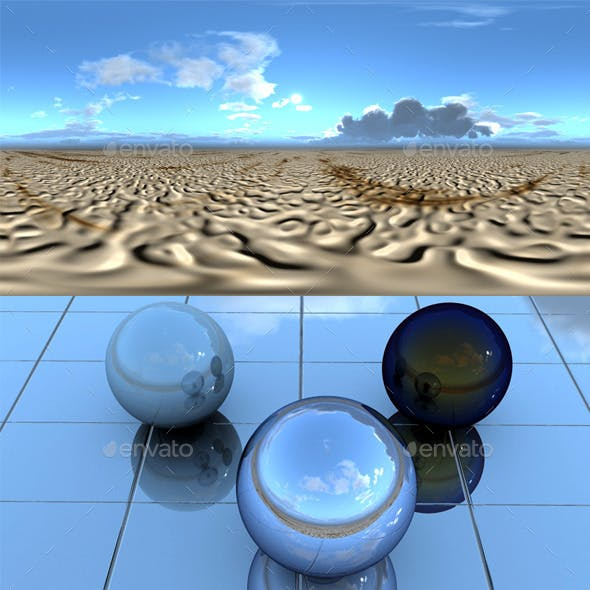 Desert 153 - 3DOcean Item for Sale