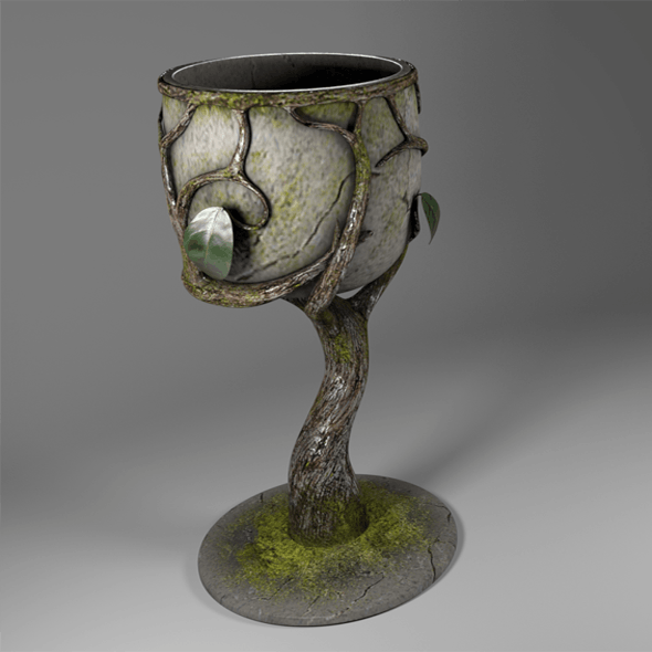 Elven goblet