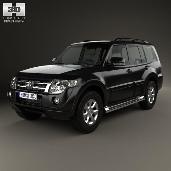 Mitsubishi Pajero (Montero) Wagon 2011