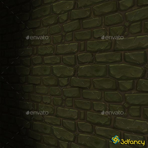 Wall Texture Tile 01 - 3DOcean Item for Sale