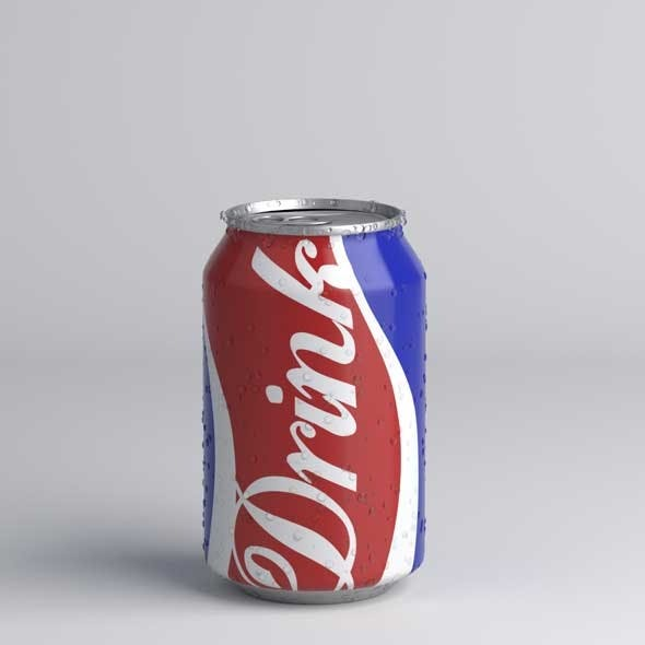 330 ml soda can