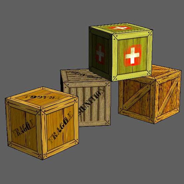 Crates Collectation