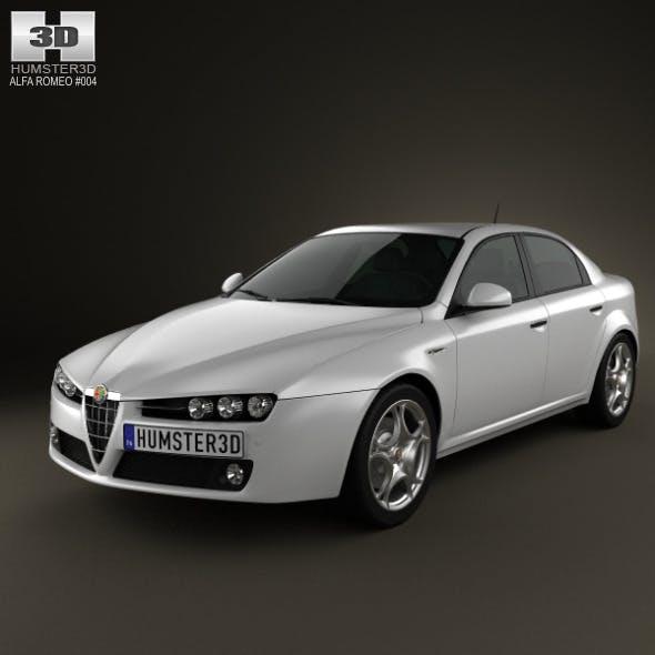 Alfa-Romeo 159 sedan 2009