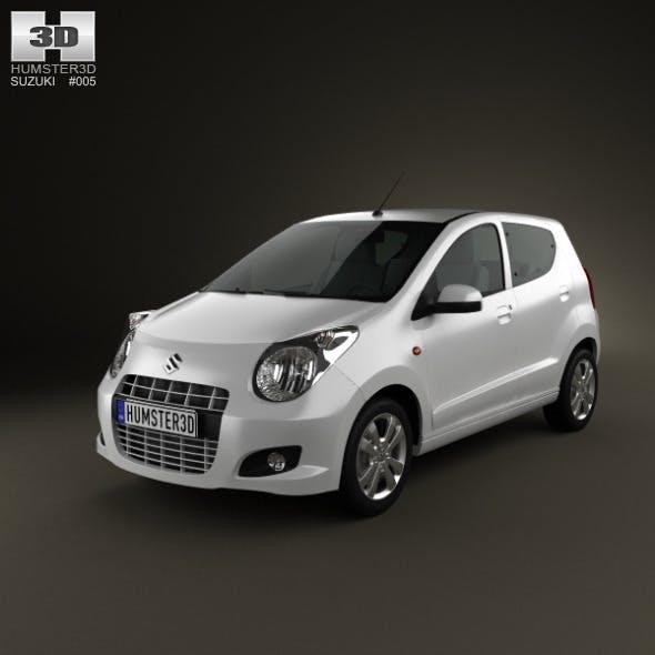 Suzuki Alto 2011 - 3DOcean Item for Sale