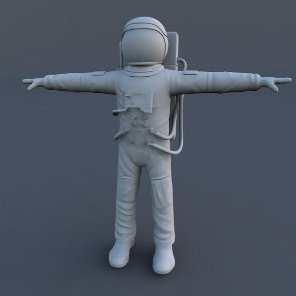 Astronaut - 3DOcean Item for Sale