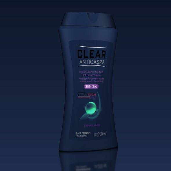 shampoo - 3DOcean Item for Sale