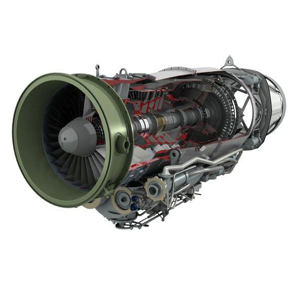 Jaguar GR1 Modular Engine