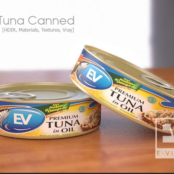 Tuna Canned