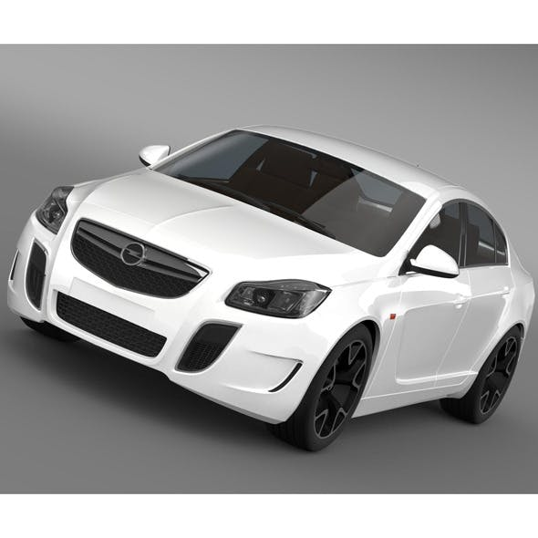 Opel Insignia OPC 2009 2013