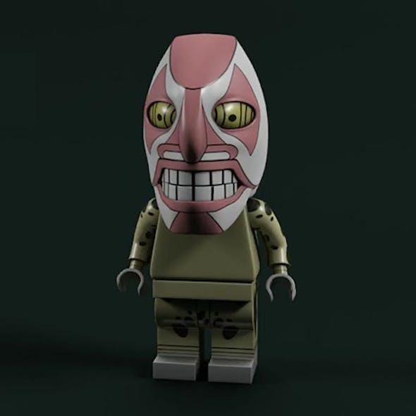 Lego Bleach - Dondochakka Bilstin