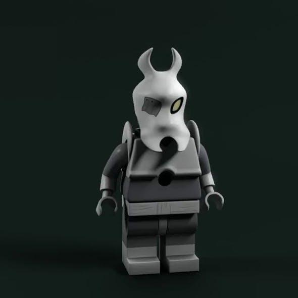 Lego Bleach - Pesche Guatiche - 3DOcean Item for Sale