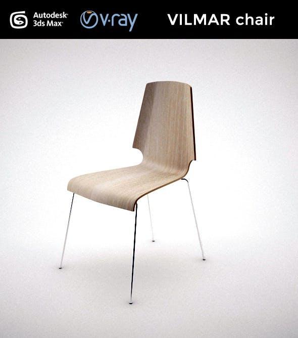 VILMAR chair - 3DOcean Item for Sale
