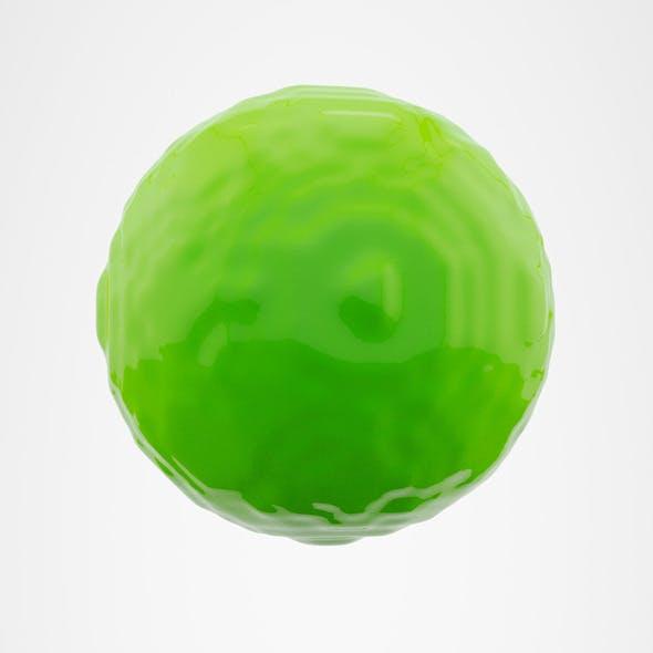 Highly Detailed Morphed Sphere Model - 3DOcean Item for Sale