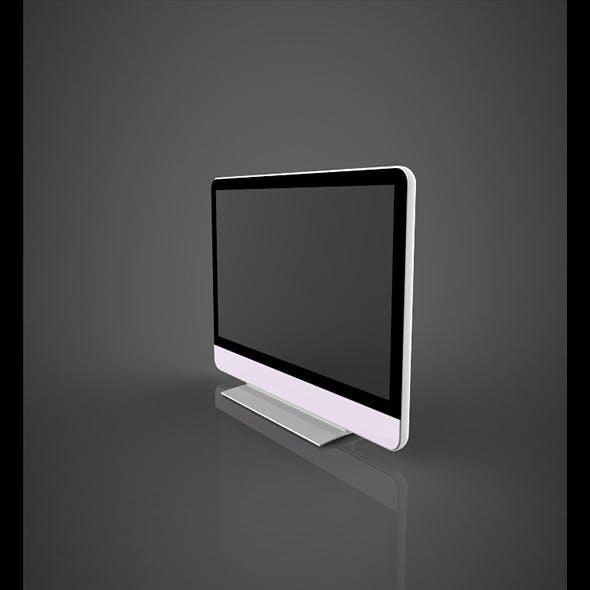 TV  3d modal