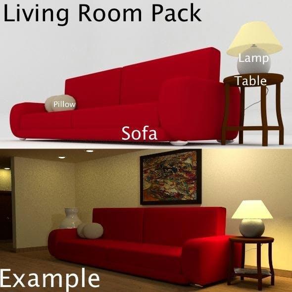 Living room pack