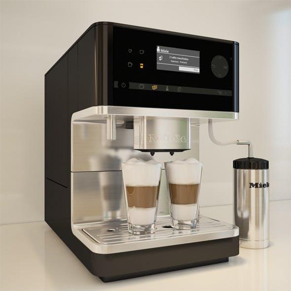 Miele CM6300 Coffee Machine