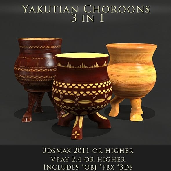 Yakutian Choroons - Collection