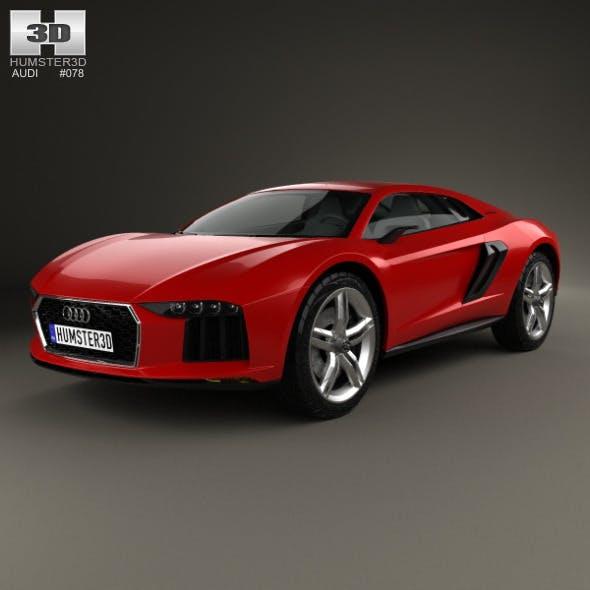 Audi Nanuk Quattro 2013 - 3DOcean Item for Sale