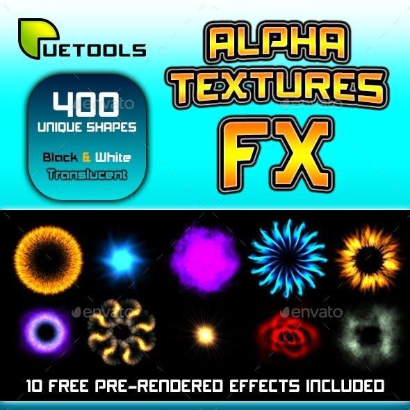 Particle FX Alpha Textures