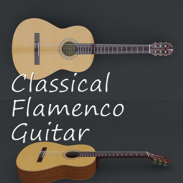 Classical Flamenco Guitar
