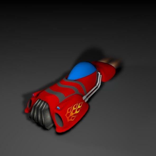 Car space - 3DOcean Item for Sale
