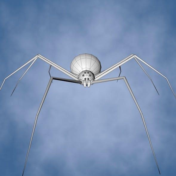 Black Widow - Base Mesh