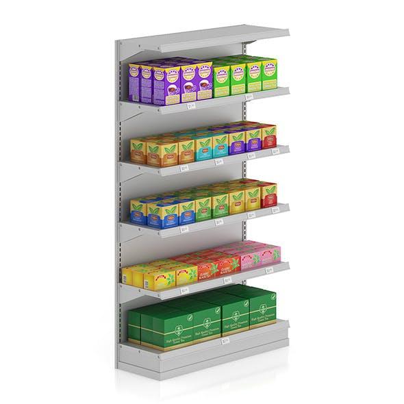 Market Shelf - Teas