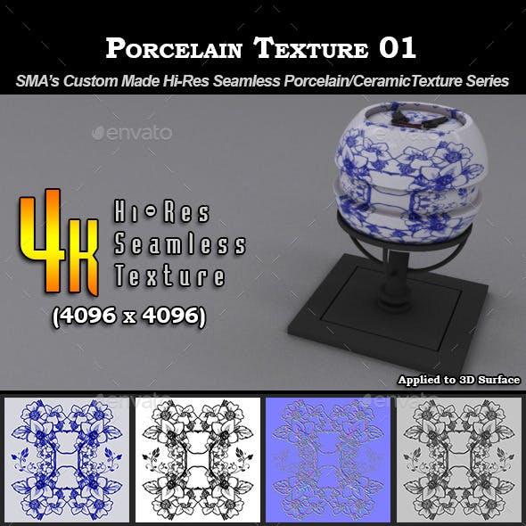 Hi-Res Porcelain Texture - 01