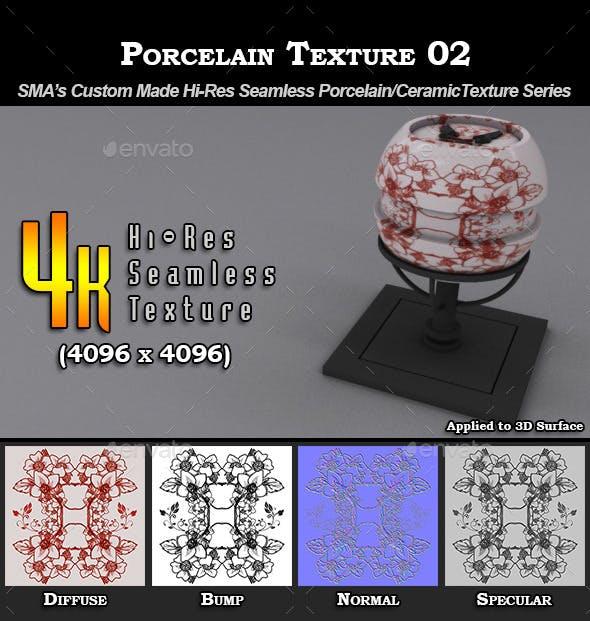 Hi-Res Porcelain Texture - 02 - 3DOcean Item for Sale