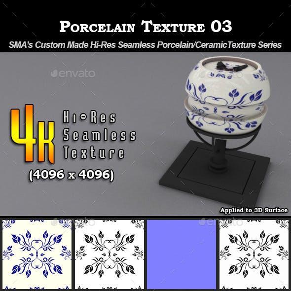 Hi-Res Porcelain Texture - 03