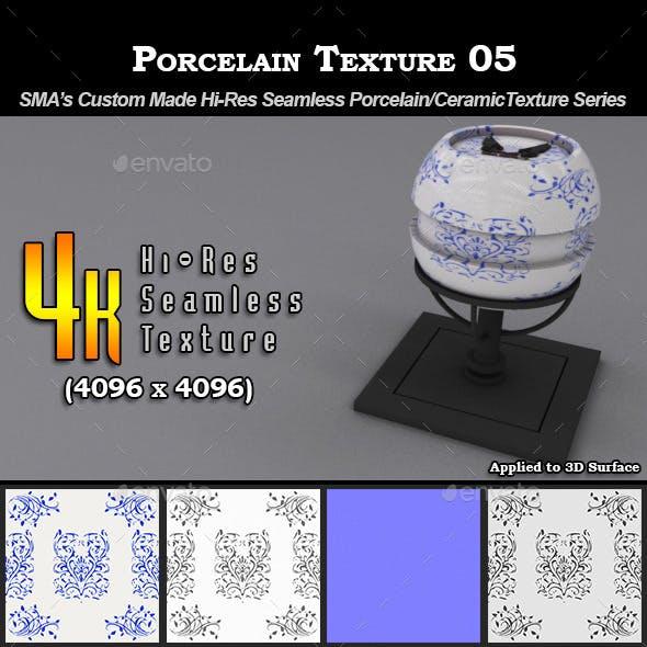 Hi-Res Porcelain Texture - 05