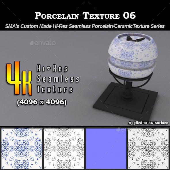 Hi-Res Porcelain Texture - 06