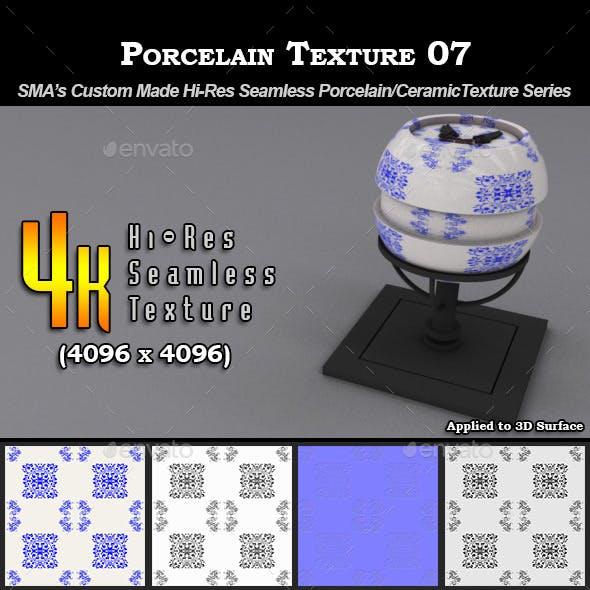 Hi-Res Porcelain Texture - 07