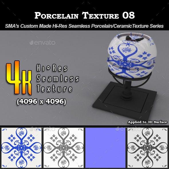Hi-Res Porcelain Texture - 08