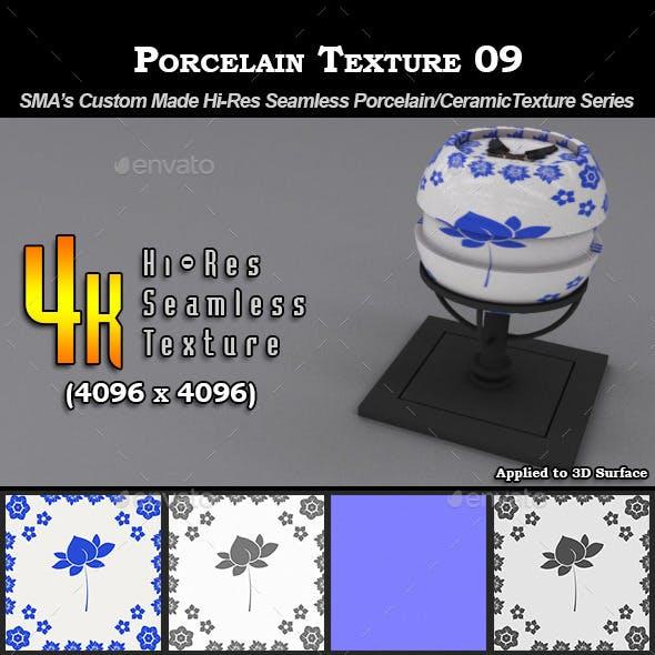 Hi-Res Porcelain Texture - 09