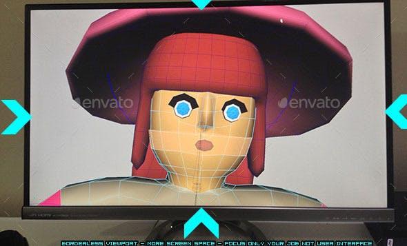 ktToggleRealFullScreen - 3DOcean Item for Sale