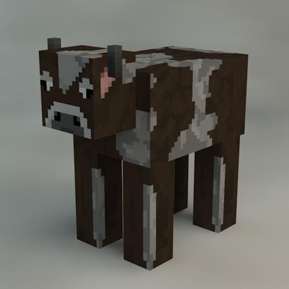 Cow Minecraft