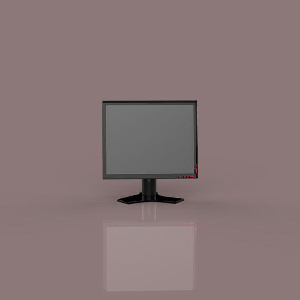 Black Stand TV
