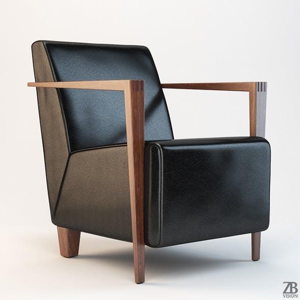 Dresden Armchair - 3DOcean Item for Sale