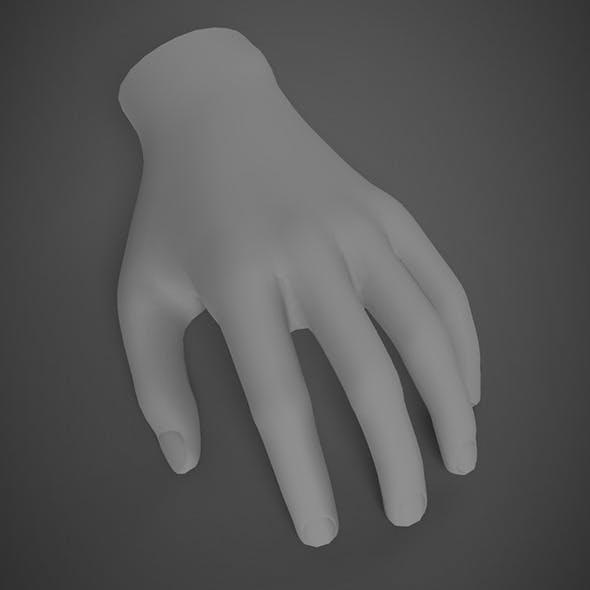 Hand base mash