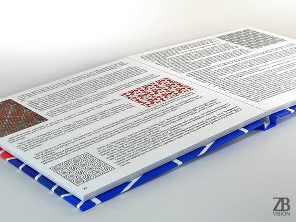 Book - 3DOcean Item for Sale