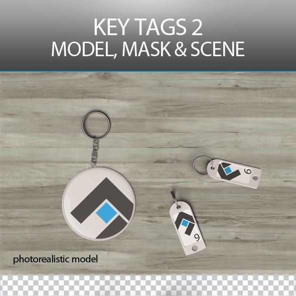 Key Tags 2