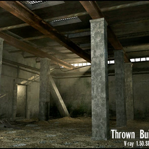 Thrown building