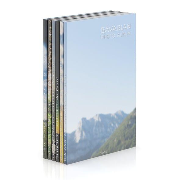 Books 6 - 3DOcean Item for Sale