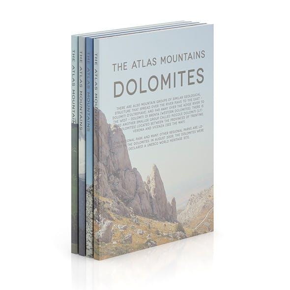 Books 14 - 3DOcean Item for Sale