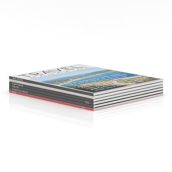 Magazines 1 - 3DOcean Item for Sale