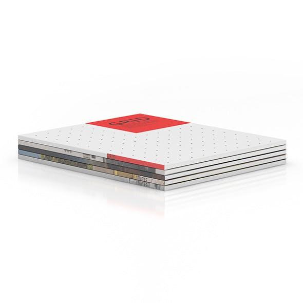 Magazines 2 - 3DOcean Item for Sale