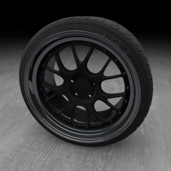BBS LMR - 3DOcean Item for Sale