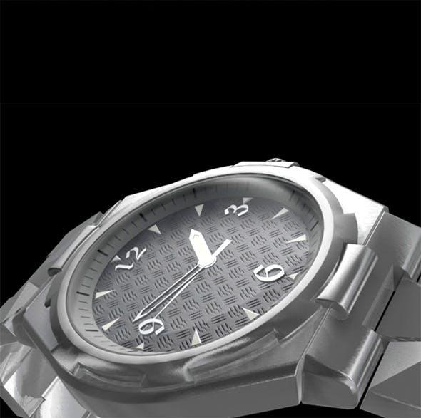 Wristwatch - 3DOcean Item for Sale